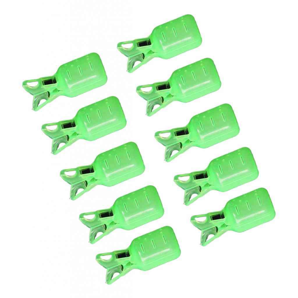 10pcs/lot Squid Jig Cover Shrimp Umbrella Hooks Protective Case Storage Cover Fishing Accessories