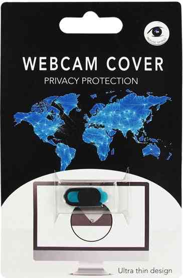 Webcam Cover Slide Camera Privacy Security Protect 2 Pack