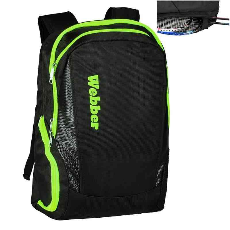 Tennis Bags Backpack For Shoes Storage Teen Lightweight Badminton  Accessories