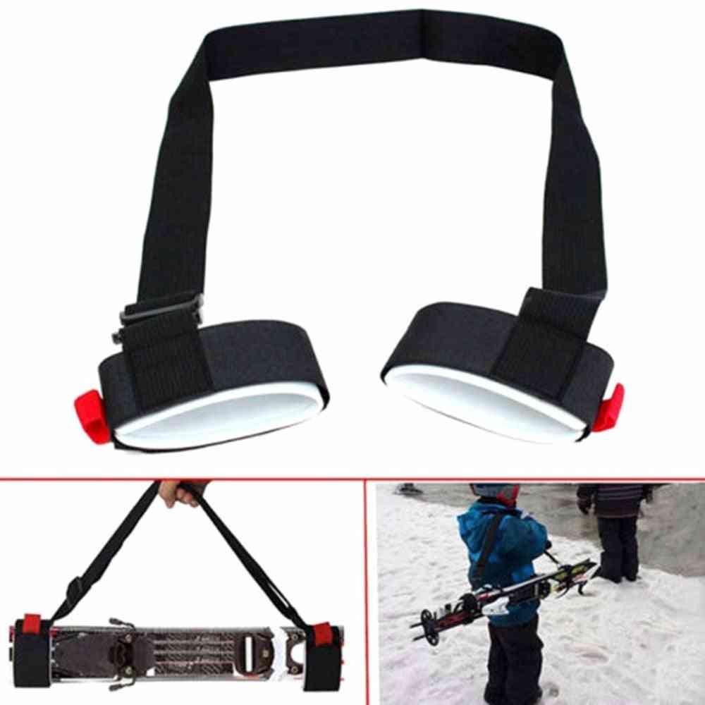 Handle Straps Porter Hook Loop Protecting For Ski Board
