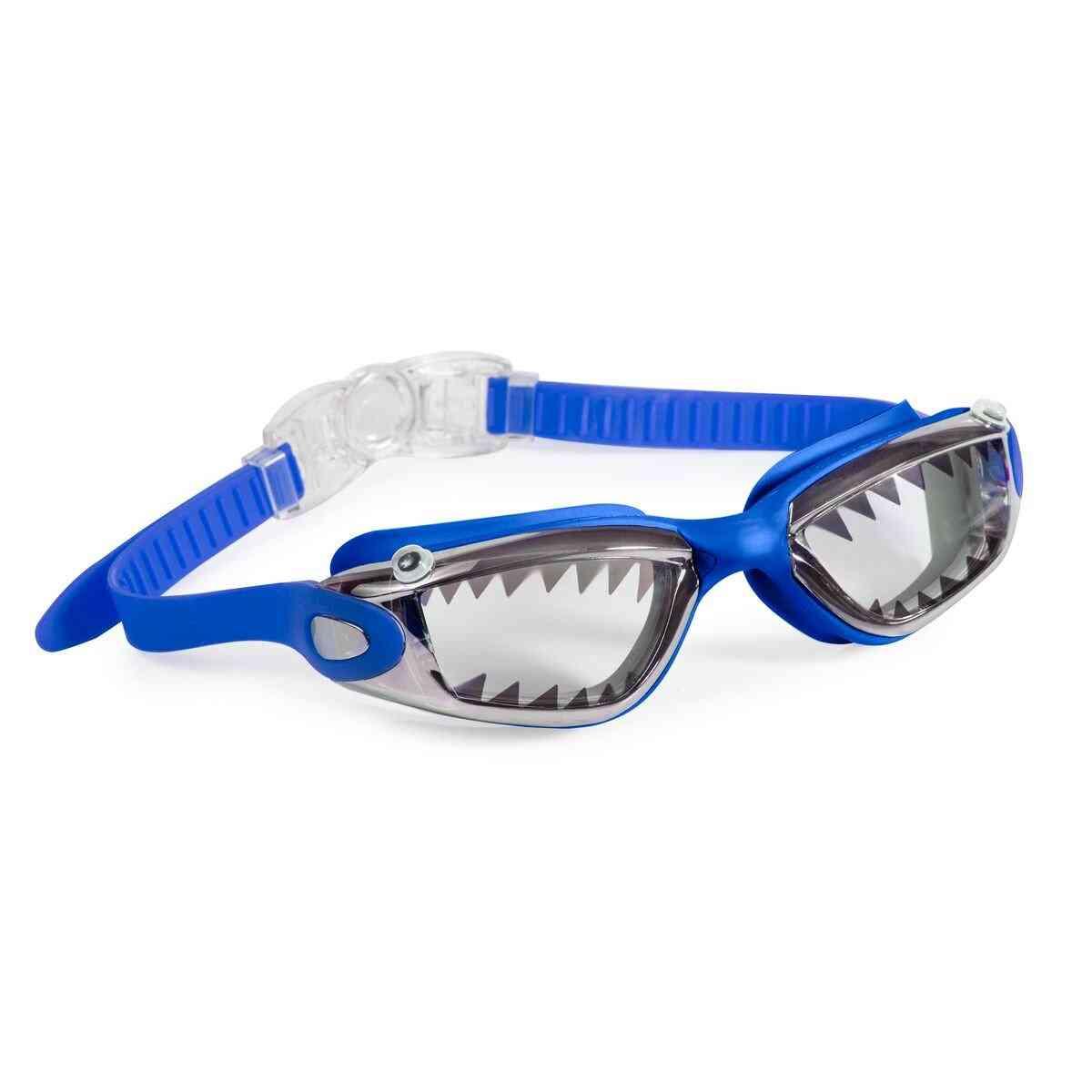 Jawsome Royal Blue Swim Goggles