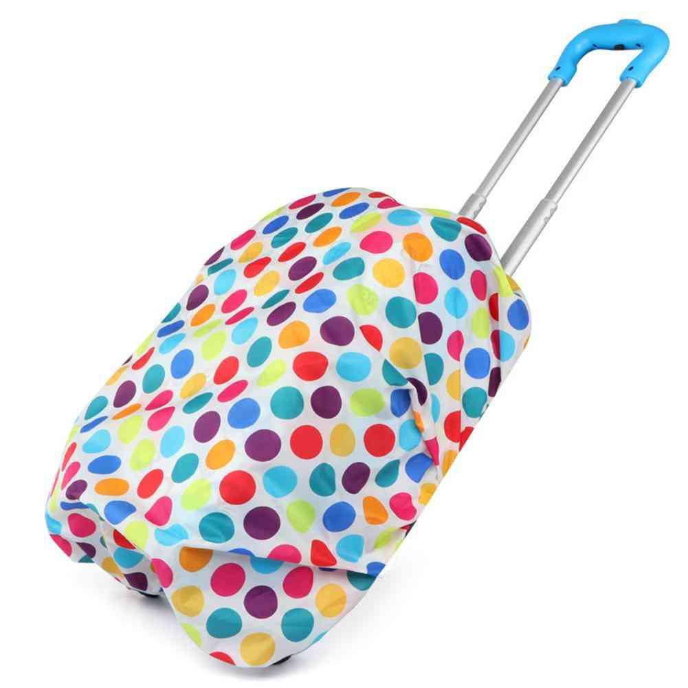 Adjustable Backpack Rain Cover Shoulder Bag Case