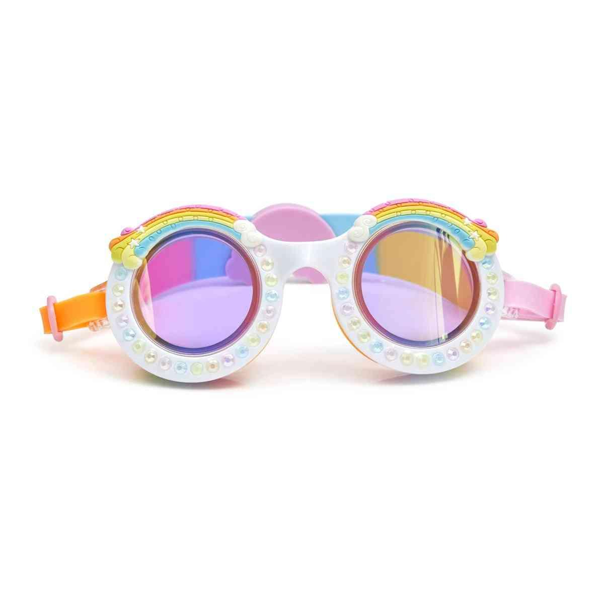 Rainbow Swim Goggles