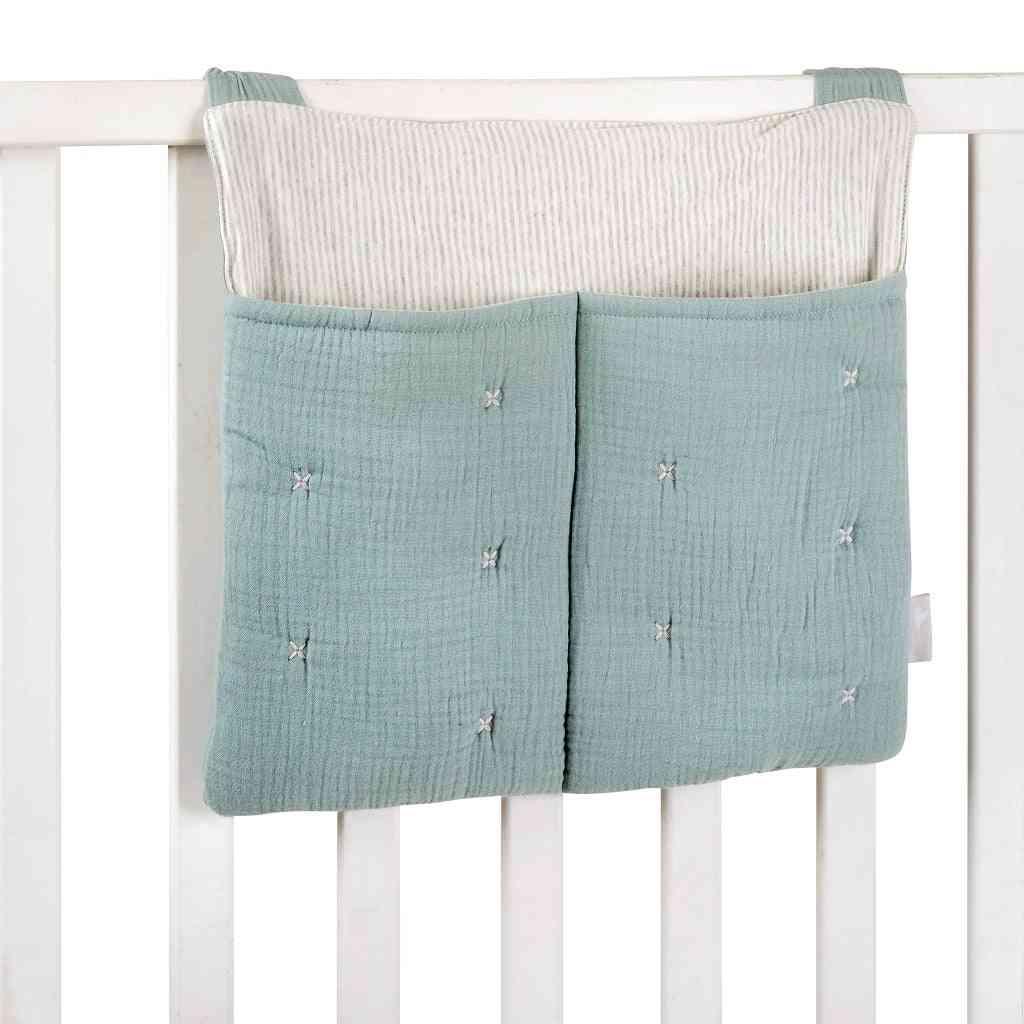 Green Tetra Cotton Diaper Bag