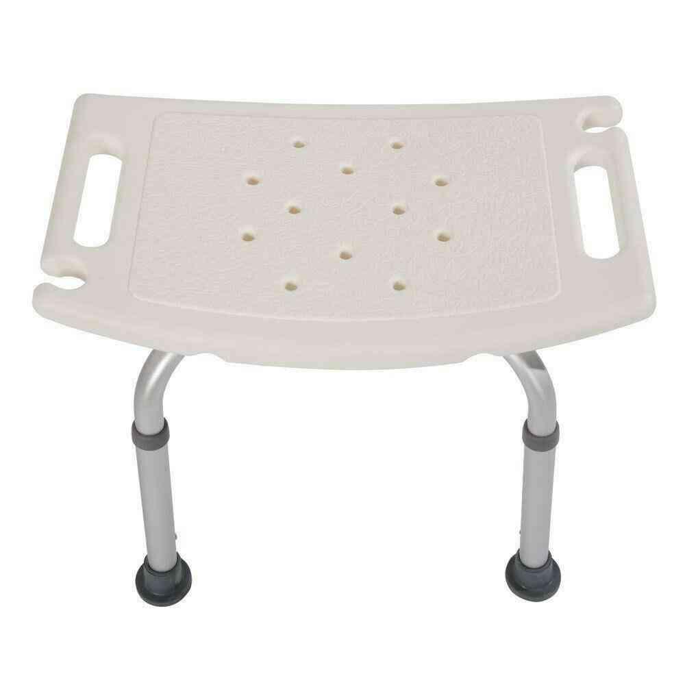 Non-slip Bath Chair, 7 Gears Height Bath Baby Tubs Shower Chair