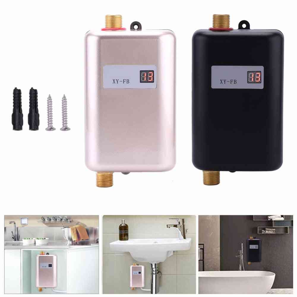 Electric Tankless Water Heater, Instantaneous Water Heater