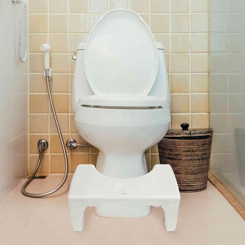 Footstool Toilet Squatting Kid Stool