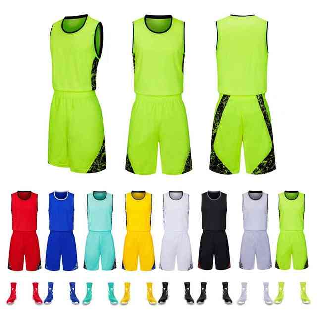 Sports Suit Basketball Clothing Sweat-absorbent
