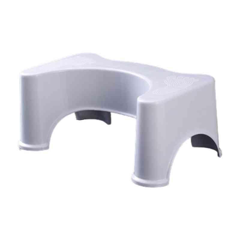 Children's Bathroom Plastic Stool Squat, Artifact