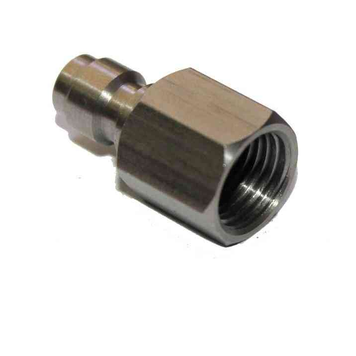 Quick Disconnect Adaptor Stainless Steel