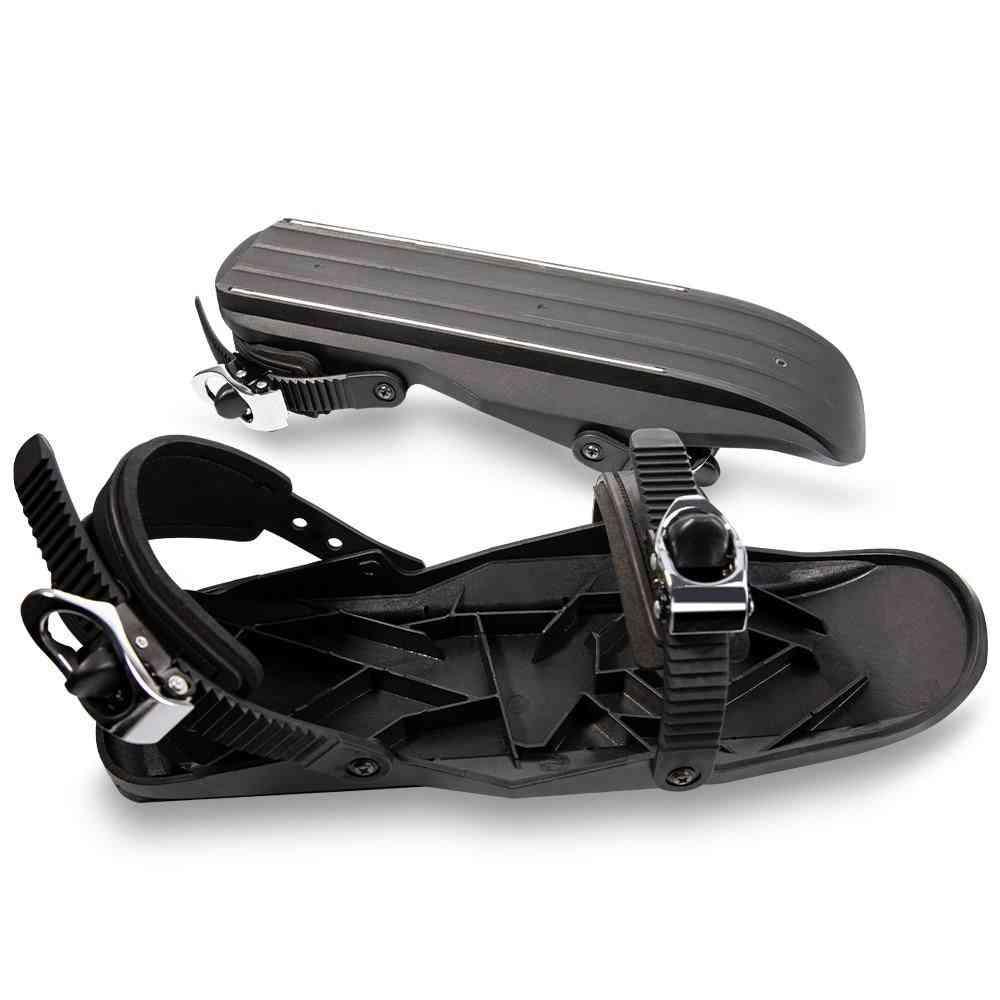 Ski Skates Mini Portable Snow Shoes