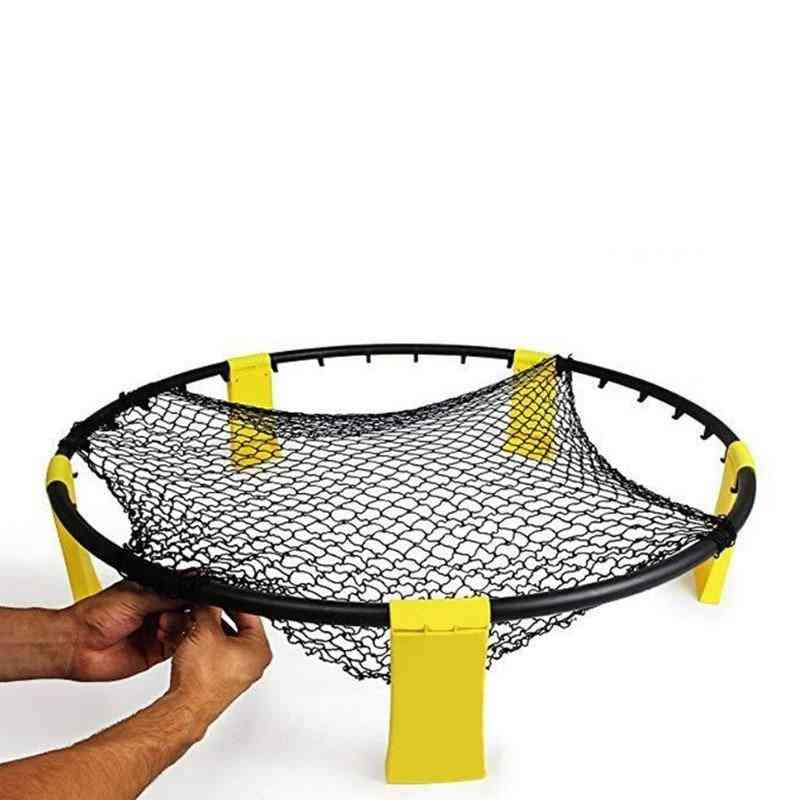 Spike Ball Game Replacement For Broken Net