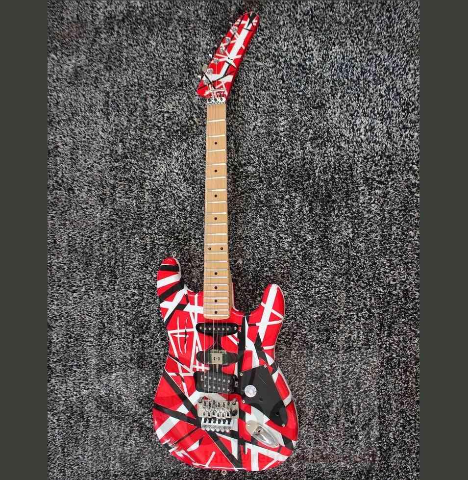 Frankenstrat Electric Guitar