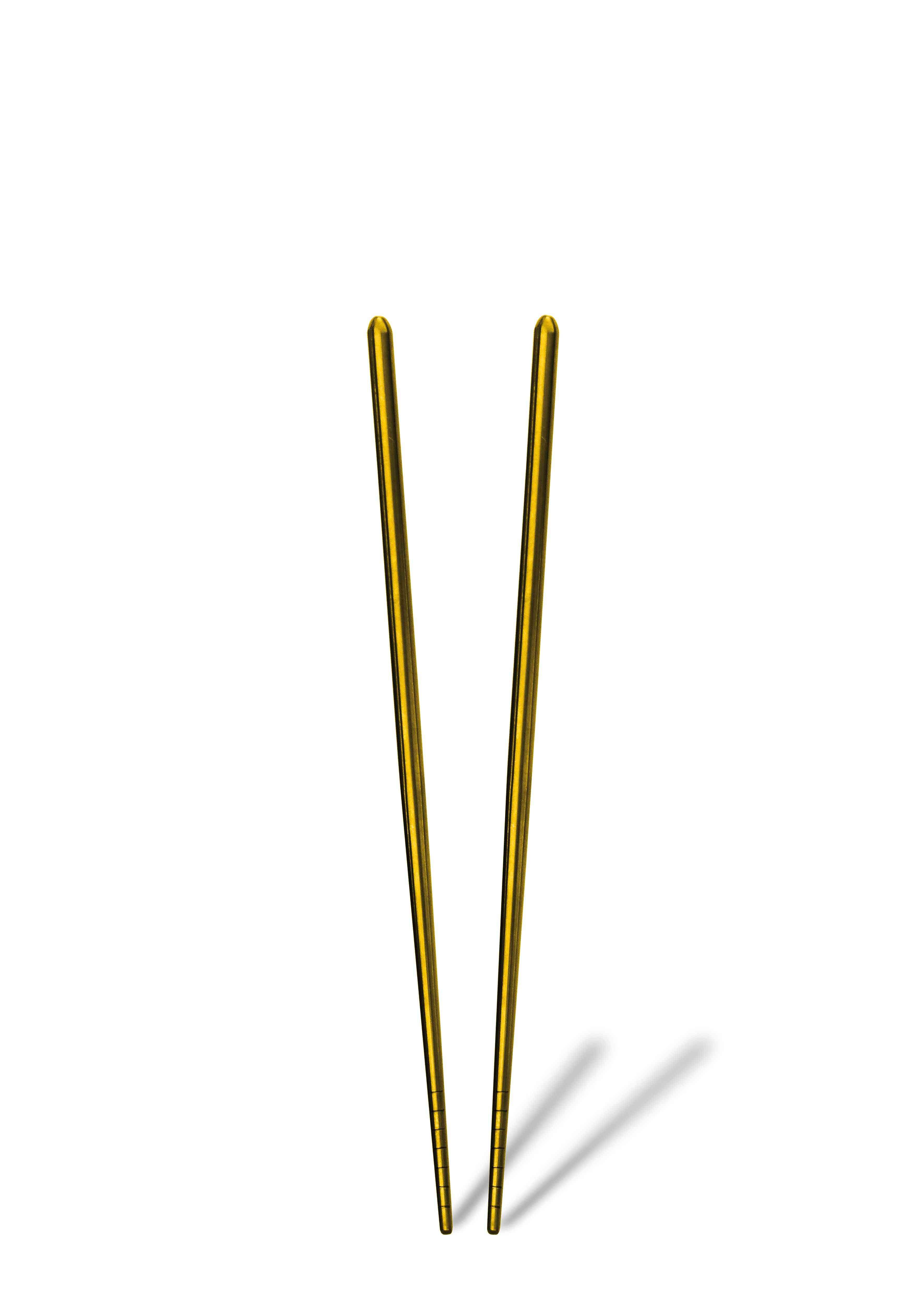 Chopsticks Set 2 Pcs            Oro