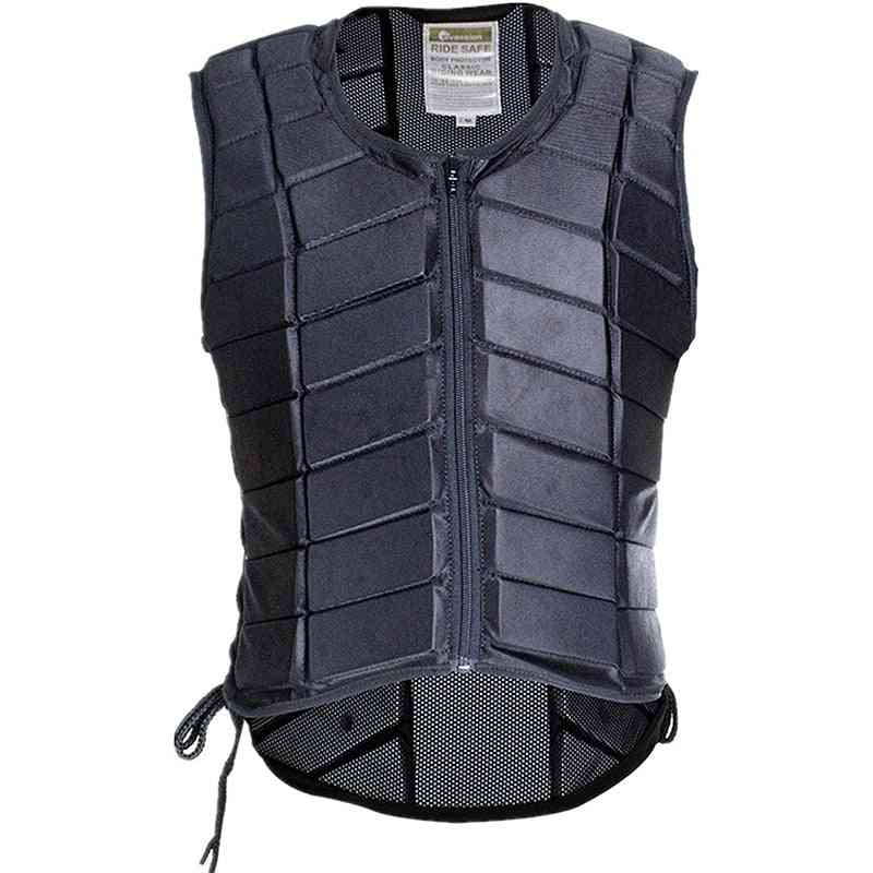 Vest Professional Safety Padded Horse Riding Vest Body Protector Men Women