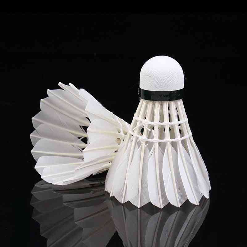 Badminton Goose Feather Flying Stability  Shuttlecock / Ball