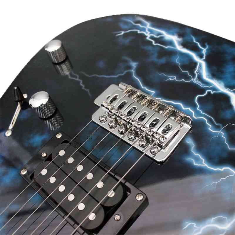 E101 Electric Guitar Strings Wound