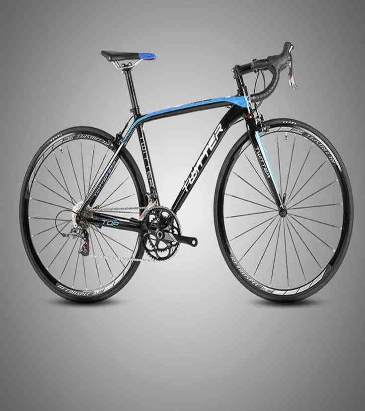 Hand-changing Racing Road Car Cycling Carbon Road Bike
