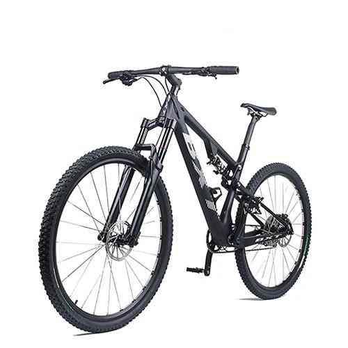 Full Carbon Fiber Suspension Bike Complete Bicycle