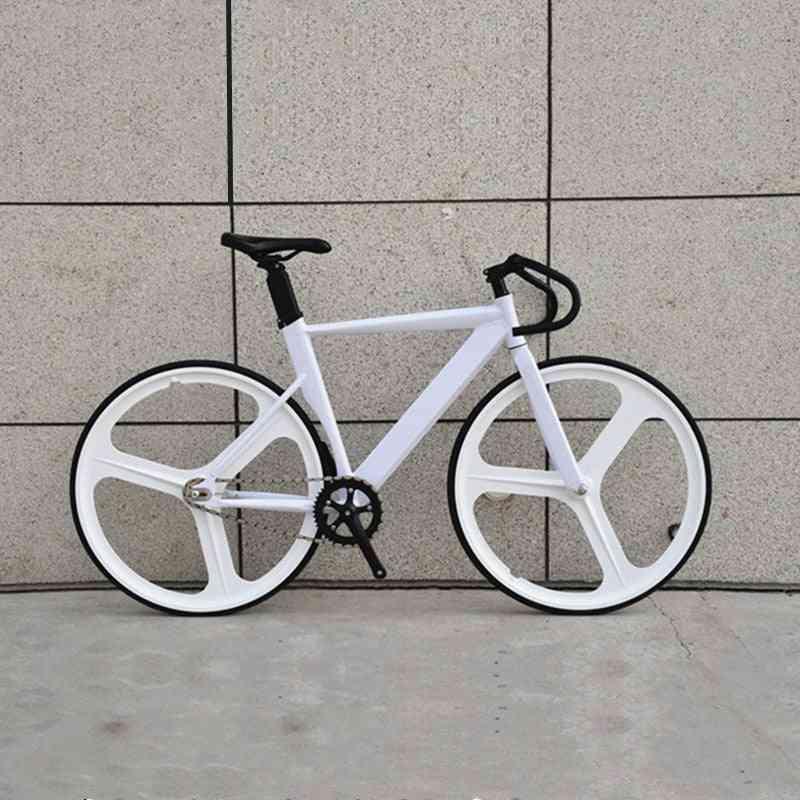 Fixed Gear Bike 700c Muscular Aluminum Alloy Frame