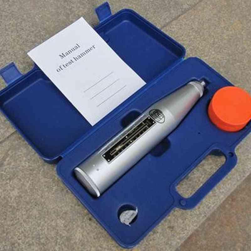 Concrete Rebound, Test Schmidt Hammer, Polymer Resiliometer, Testing Equipment