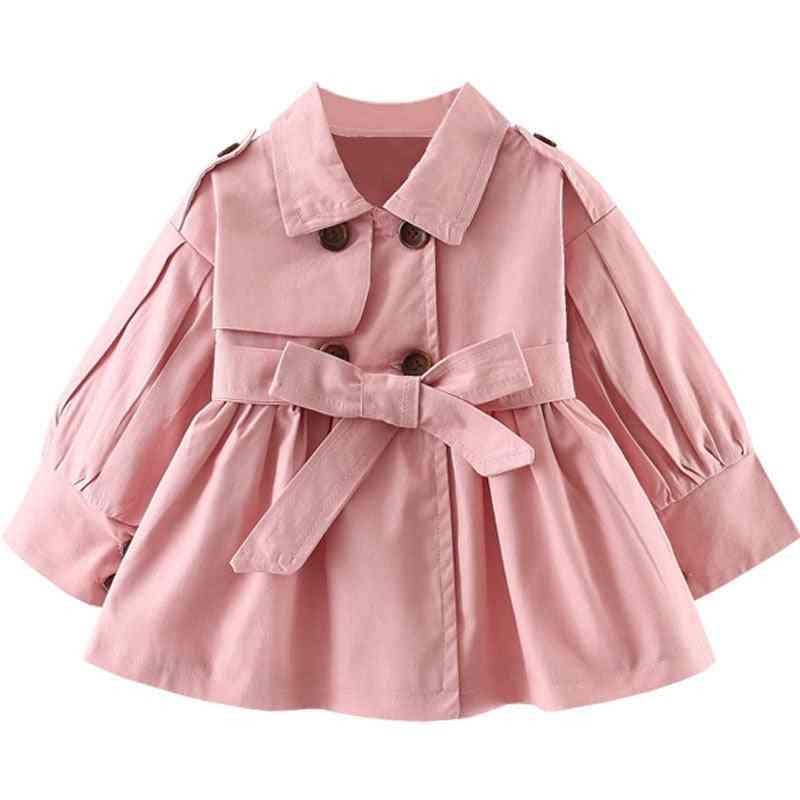 Autumn Baby Girl Clothes Jacket, Fashion Baby Coat