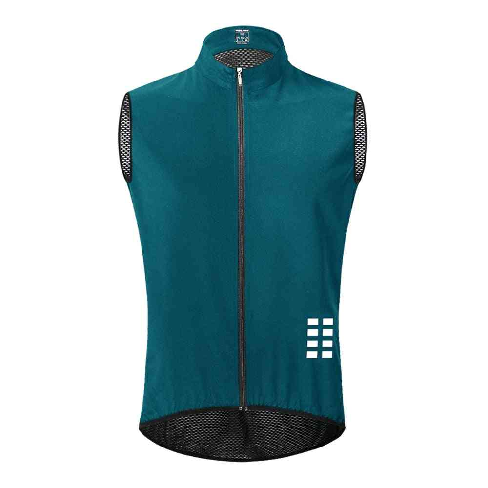 Windproof Cycling Clothing Gilet