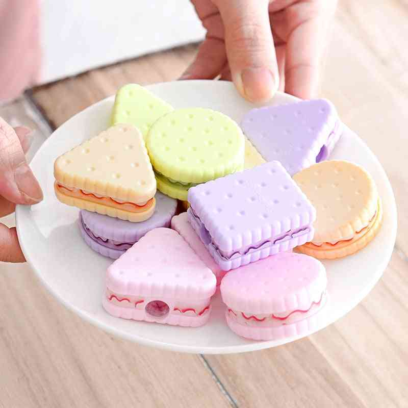 Cute Cookie Sharpener For Pencil