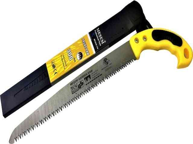 Sheathed Pruning Saw Flat Sawmilling Fine Teeth