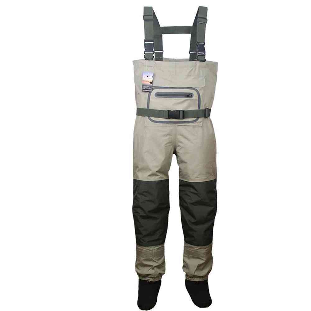 Fishing Chest Waders Waterproof And Lightweight Pants