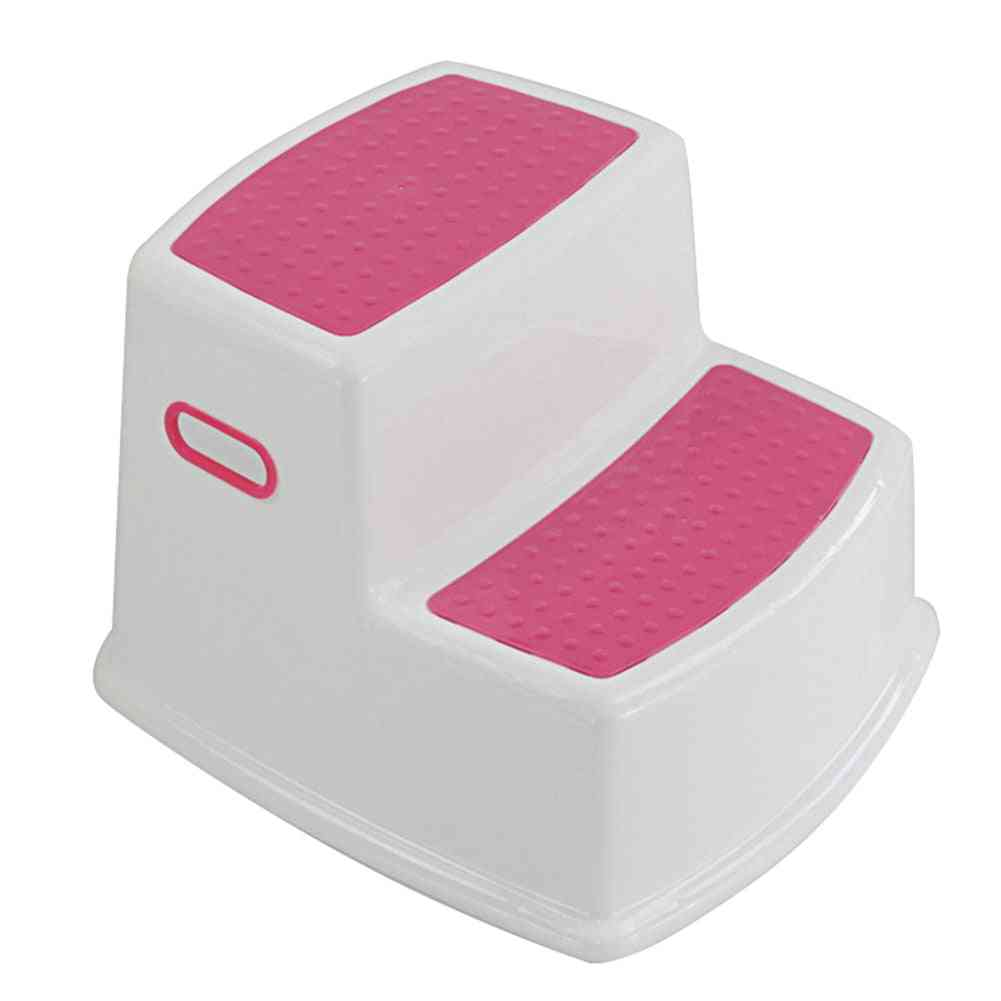 Children's Urinal Potty Training Non-slip Two Step Stool