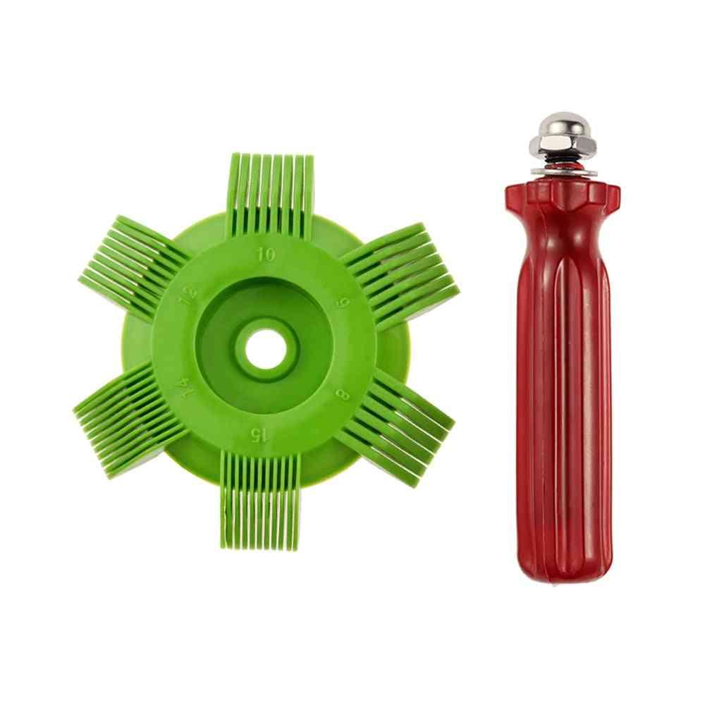 Radiator Comb, Evaporator Fin Repair, A/c Radiator, Cleaning Tool