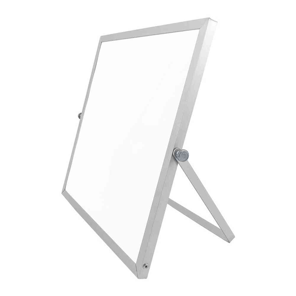 Double Side Writing Board With Stand