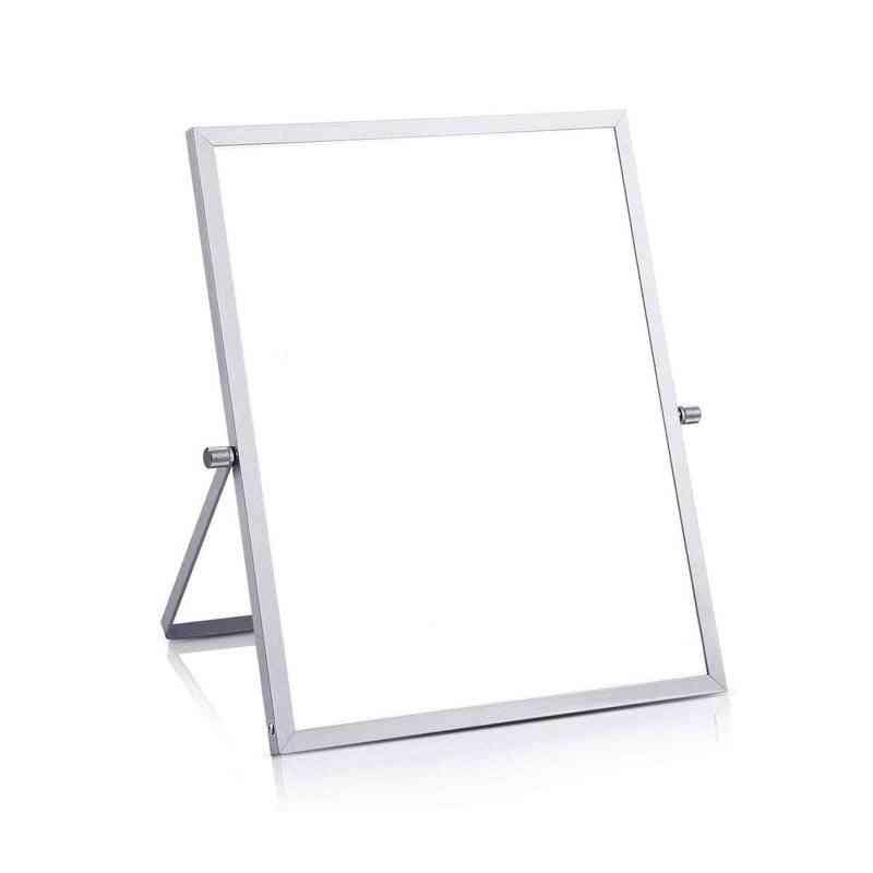 Small Magnetic White Board For Desk
