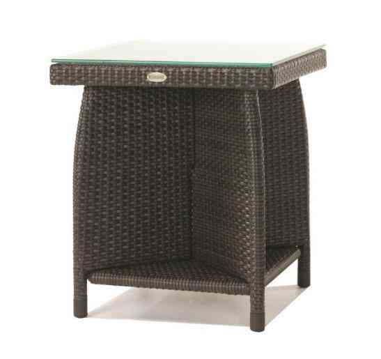 Sigma New Design Modern Style Outdoor Rattan Furniture End Table