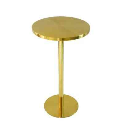Small Home Simple Modern Round Table