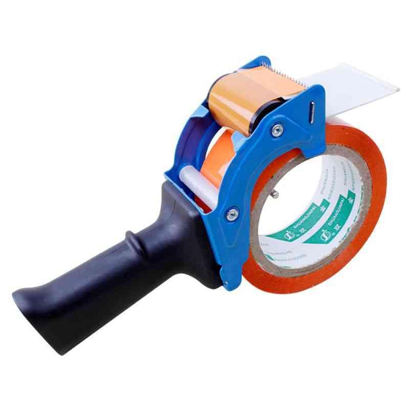 Portable Sealing, Tape Dispenser, Cutter Handheld, Packer Holder Machine