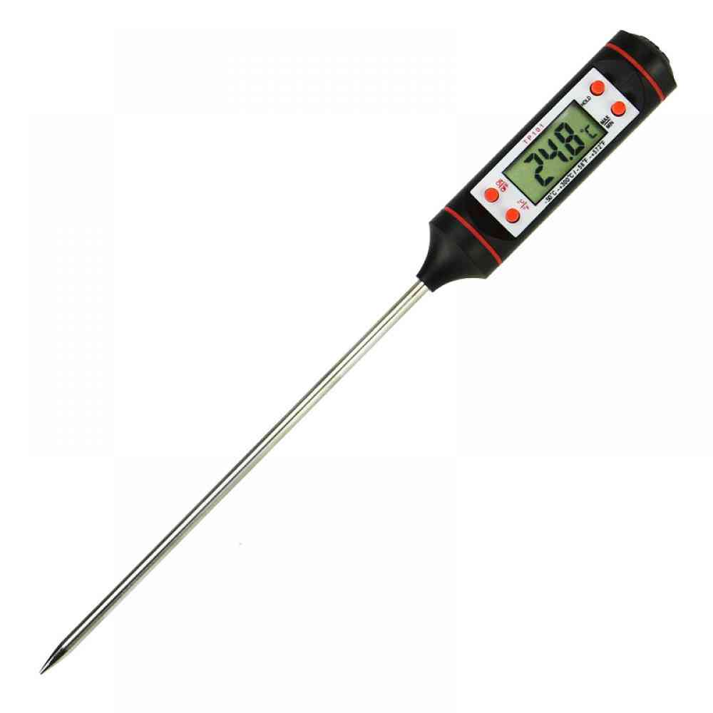 Digital Cooking Thermometer For Oven Beer Meat Cooking Food