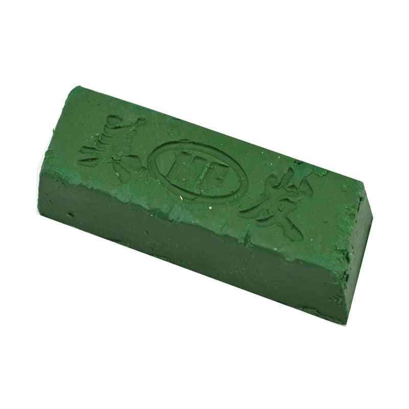 Metal Polishing Wax Knife Sharpening System Polishing Paste-green