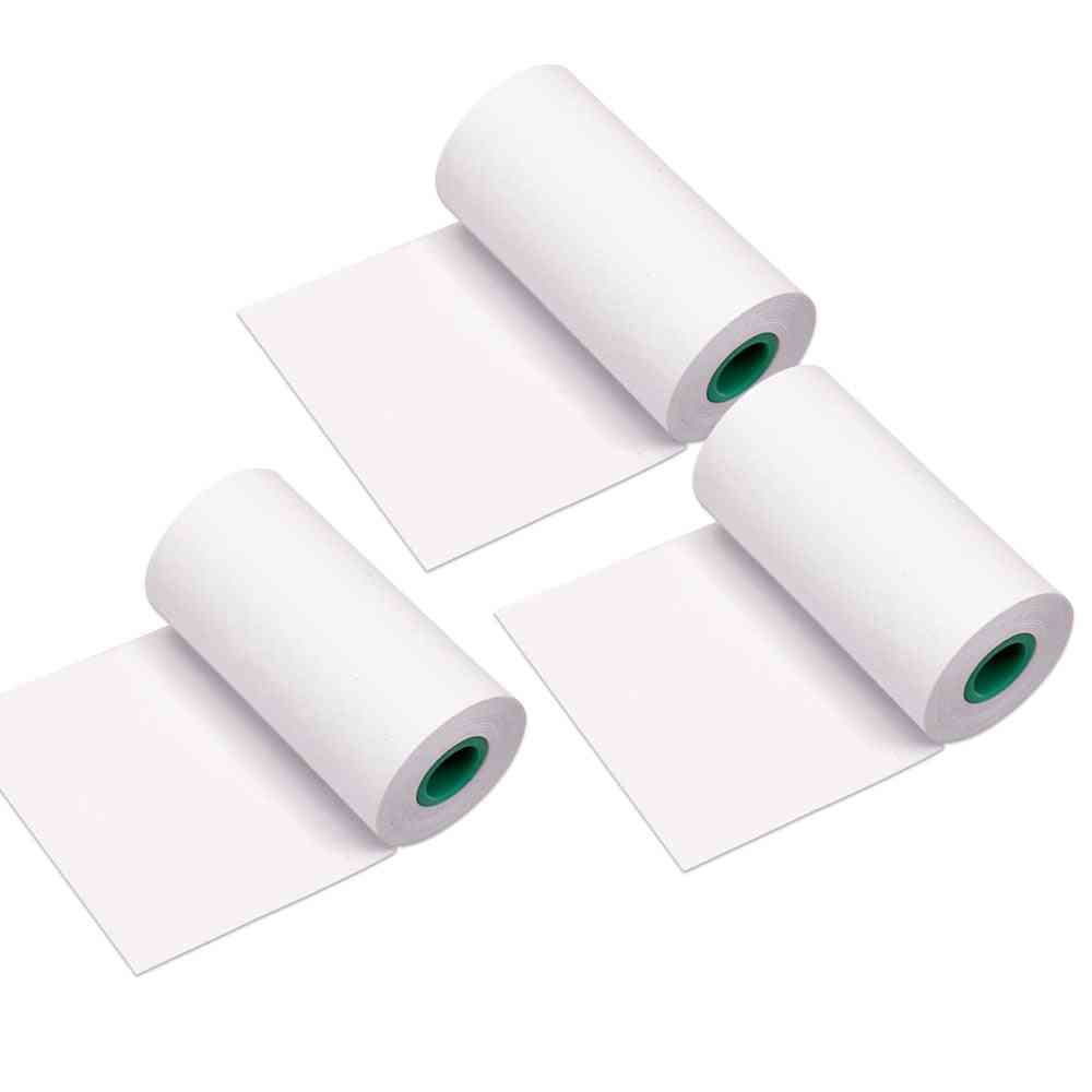 Long-lasting Adhesive Sticker Labels Thermal Paper Roll