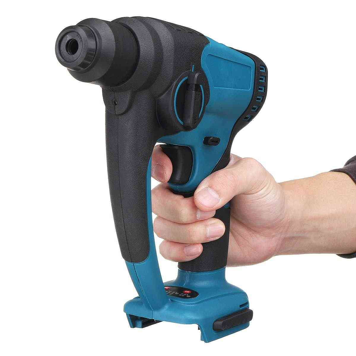 Rechargeable Brush Less Cordless Rotary Hammer Drill