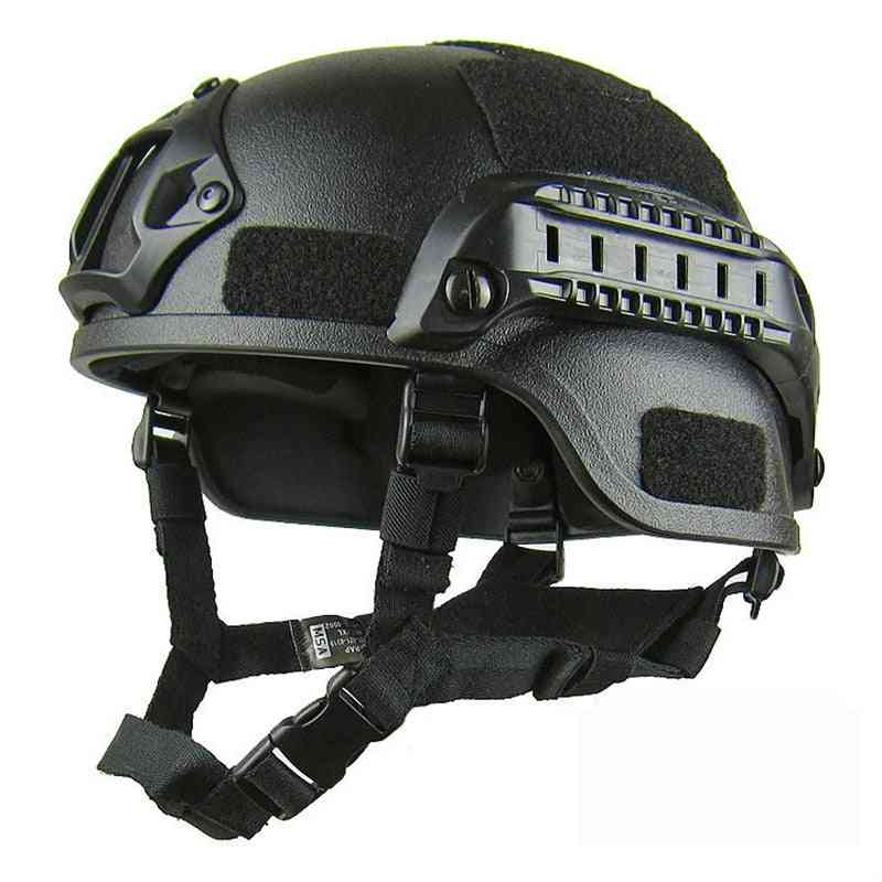 Special Goggles Guide Camouflage Combat Helmet