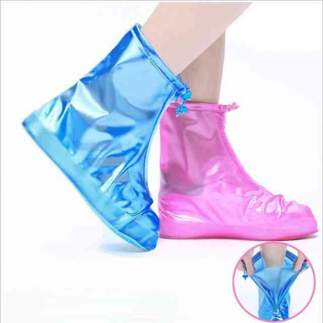 Waterproof Reusable Rain Shoe Covers
