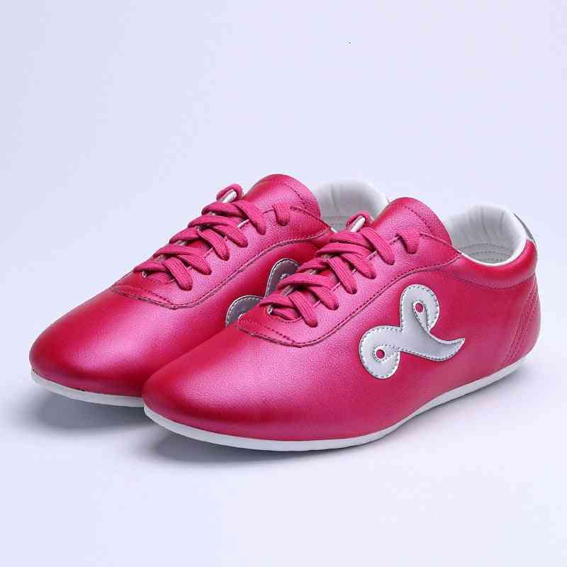 Leather High-quality Genuine Kung Fu Shoes