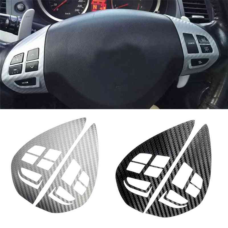 Audio Cruise Control Button Steering, Wheel Switch Sticker Cover