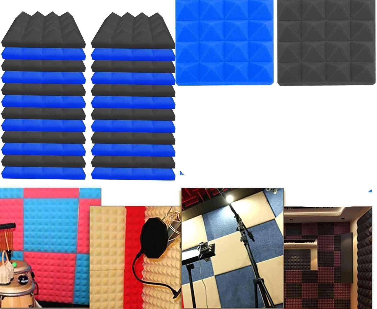 Studio Acoustic Sound Proofing Protective Sponge Treatment Panel