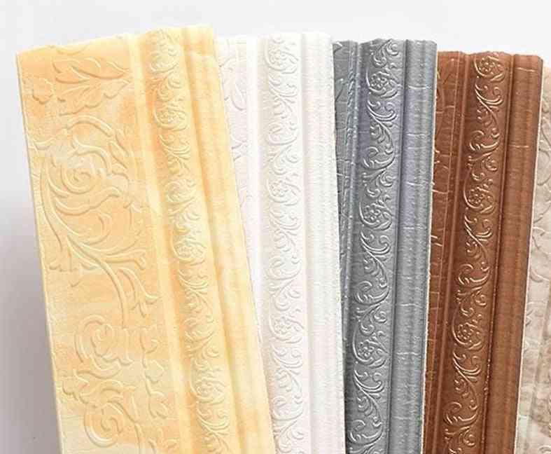 Waterproof Self-adhesive 3d Foam Wall Stickers