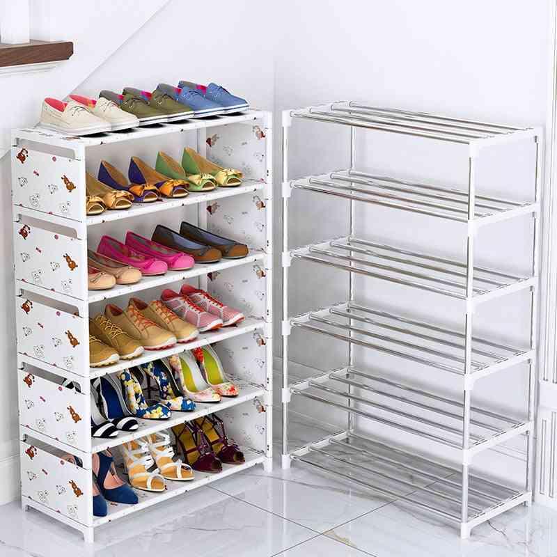 Shoe Rack Simple Storage