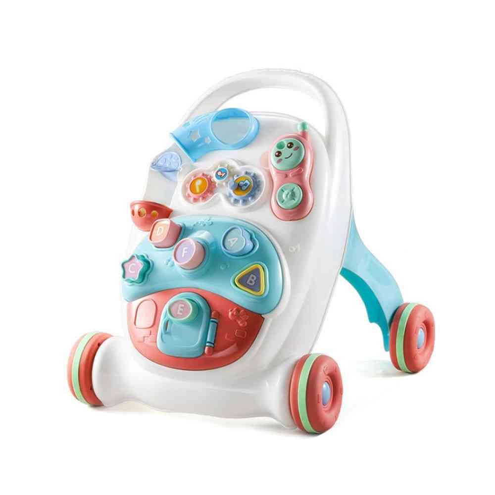 Musical Walker With Adjustable Screw For Toddler