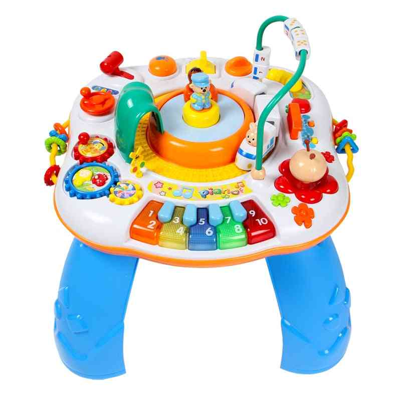 Musical Baby Learning Discovering Desk